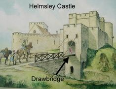 Castle Defences - Facts about Castles for kids Facts About Castles, Castles Topic, Castle Parts, Visual Aids, Medieval Castle, Game Design, Dungeons And Dragons, Around The Worlds, History
