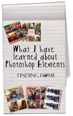 Guide to tutorials and resources for Photoshop Elements by goosebird