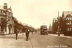 Waterloo, Crosby Road