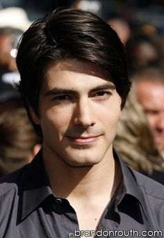 Brandon Routh, you are beautiful (BECAUSE YOU WERE SUPERMAN!!!!!)