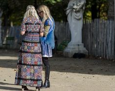 On the Scene - Tuileries Garden, Paris