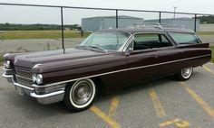 1963 Cadillac Vista Cruiser