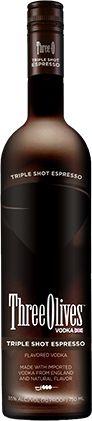 Espresso Vodka.  Add to hot coco with amaretto.  A must.