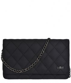 Fashionable with a gunmental touch! (€ 69,95) #marsha #black #quilted #ikki #gunmental