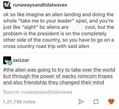 """I would love to see a """"which nations leader"""" spinoff of this"""