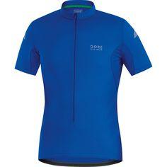 Wiggle | Gore Bike Wear Element Short Sleeve Jersey | Short Sleeve Cycling Jerseys
