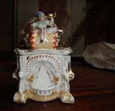 Victorian Fairing Jester Trinket Box by Conta Boehme by AskMeDecor, $100.00