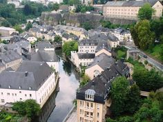 been to Luxembourg a couple times