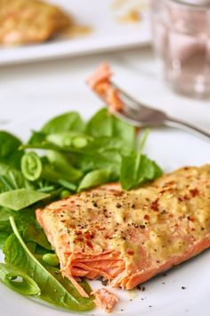 Put that frozen salmon right in the oven!