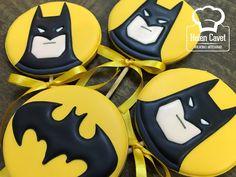 Batman - Bolachas Decoradas