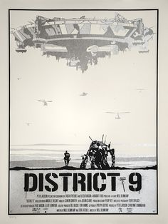 District 9 by New Flesh *