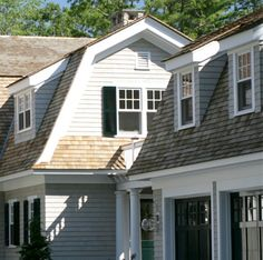 Maibec Cedar Individual Shingles Seacoast 204 Mouldings Georgian Colonial White 215 Get A Free Quote Www Carefreehomescompany