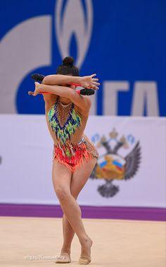 Victoria Filanovsky (Israel), Grand Prix (Moscow) 2017