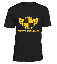 "# TEST GAMING  BEST GAMING T-SHIRT .  Guaranteed safe and secure checkout via:Paypal | VISA | MASTERCARD | AMEX | DISCOVERTIP: SHARE it with your friends, buy 2 shirts or more and you will save on shipping.* HOW TO ORDER?1. Select style and color2. Click ""Green Button""3. Select the size and quantity4. Enter shipping and billing information5. Done! Simple as that!"