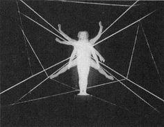 Oskar Schlemmer: transformation of the human form