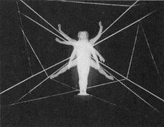 Oskar Schlemmer: transformation of the human form