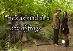We should have a little box of frog candy =)