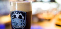 Firestone Walker Brewing Company - Nitro Merlin Milk Stout