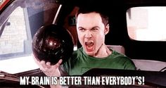 *The Big Bang Theory-Sheldon Cooper I LOVED this part last night lol Sheldon Quotes, Tbbt, Laugh Till You Cry, Geek Humor, Tv Quotes, Funny Facts, Big Bang Theory, Funny People, Geeks