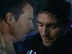 Frequency. Dennis Quaid. Jim Caviezel