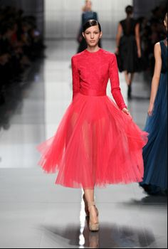 Dior Dresses 2013 | Christian Dior Fall Winter 2013 | Earth, Wind & Style Blog