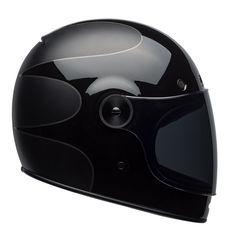 "BELL Bullitt ""Boost"" retro full face helmet with ECE standard. At 24 Helmets.de!"