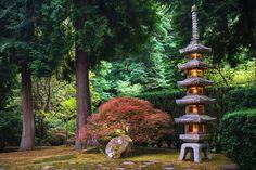 Sapporo Pagoda by failingjune.deviantart.com