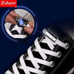No Tie Elastic Shoelaces With Magnetic Shoe Laces Lock 5