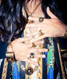 Inducting him into The Bling Ring: http://www.thecoveteur.com/versace-versace-versace/