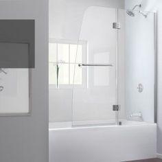 Bathtub Door Insert Kit