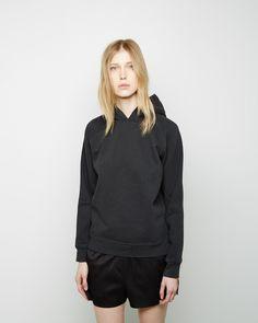 T by Alexander Wang  Vintage Fleece Hoodie | La Garçonne