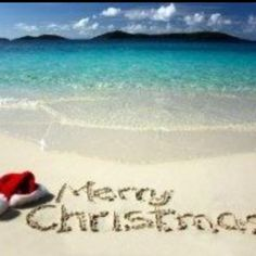 christmas day at the beach in hawaii 3 years in a row loved it - How Do You Say Merry Christmas In Australia