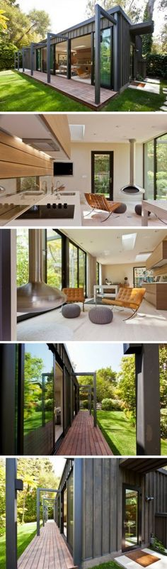 Modern And Cool Shipping Container Guest House (2)