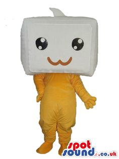 #object #mascots by #spotsound_uk -Discover all our #objects #mascots #costumes for your marketing events on: http://www.spotsound.co.uk/129-mascots-object - 7 sizes available with fast shipping over the world ! We can also customize your future #object #mascot ! Visit us ;)