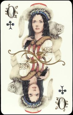 Колода «Украинские» художника Андрея Летнева Printable Playing Cards, Playing Cards Art, Vintage Playing Cards, Joker, Deck Of Cards, Tarot Cards, Art Sketches, Art History, Book Art