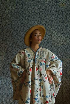 Le Pontero 'poncho' by Yokoo for Mother