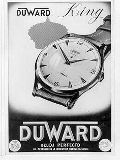 Relojes Duward Serie King 1953