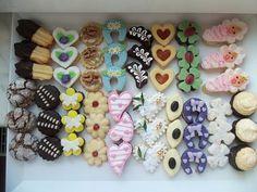 dorty,cukroví a jine sladkosti | Cukroví Italian Cookie Recipes, Italian Cookies, Biscotti Cookies, Sugar Cookies, Christmas Cookies, Smoothies, Food And Drink, Sweets, Baking