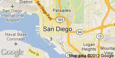 San Diego....where it all began.  <3