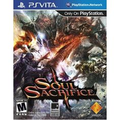 Soul Sacrifice Game PS Vita   http://gamesactions.com shares #new #latest #videogames #games for #pc #psp #ps3 #wii #xbox #nintendo #3ds