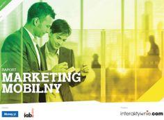 marketing mobilny raport interaktywnie