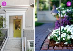Lots of great ideas! | 5 Easy Ways To Improve Your Home's Curb Appeal
