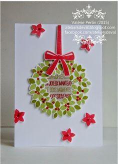 Les Ateliers de Val: Carte de Noel !