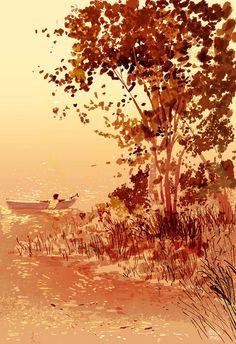 Adventure Island by PascalCampion