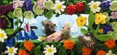 Make It! Challenge #7: Rainbow Donkey | Squirrel Picnic