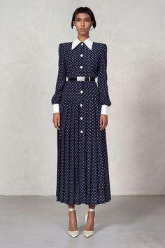 Alessandra Rich Spring/Summer 2018 Ready To Wear | British Vogue