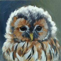 Whoo Gives A  Hoot by Becky McKinzie on Etsy