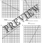 Function Notation Worksheet with Answer Key & Worked