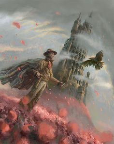 The Dark Tower | Andrew Ferez - Follow Artist on DeviantArt // Blog  The Dark Tower is a series of eight books written by American author Stephen King more HERE  Check this post for ACTIVE COUPONS SPECIAL OFFERS & DISCOUNTS (daily updated) > https://goo.gl/jBWO6E || Follow me > Blogger -> https://goo.gl/olmJ3d // Twitter -> https://goo.gl/yFDrxY // Facebook -> https://goo.gl/iweHba | And remember: Sharing is Caring! Peace!