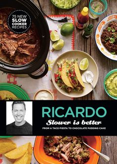 RICARDO | Slower is better - In bookstores now!